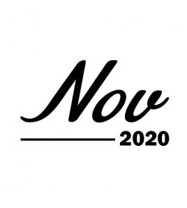2020 Nov: Korean Fashion
