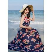 BC9887 Lady Beachwear Dress Beach Cover-up