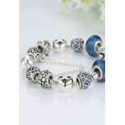LCH6018 Ethnic-themed Charm Bracelet