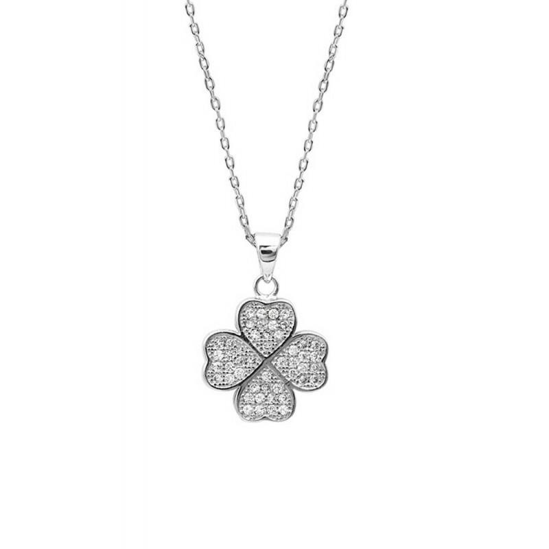 LDR7003 S925 Silver Necklace