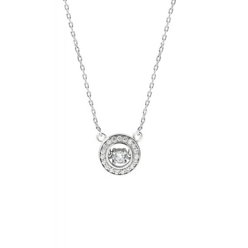 LDR7007 S925 Silver Necklace