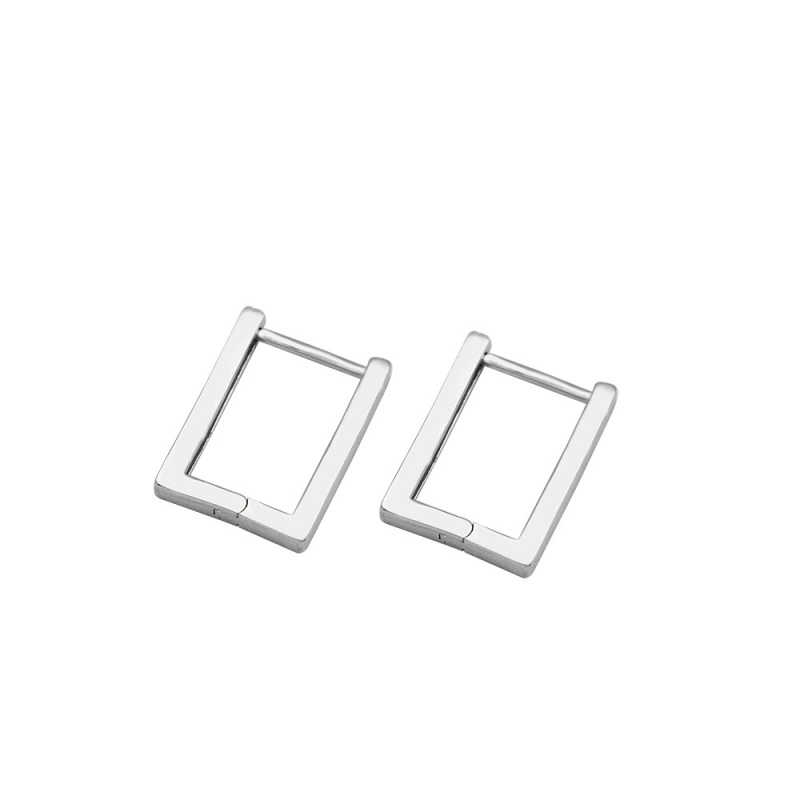 LDR8094 S925 Silver Trendy Earrings
