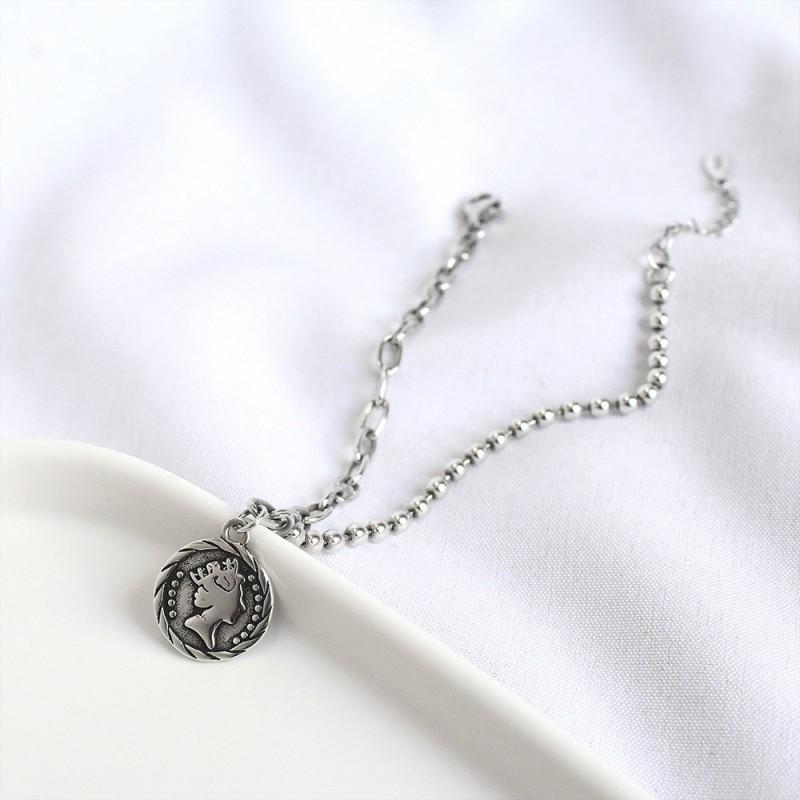 LDR8110 S925 Silver Classic Bracelet