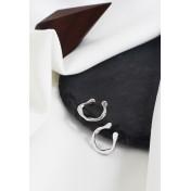 LDR9101 S925 Silver Three Spheres Bracelet