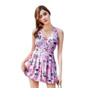 LLA5074-European Style Beach Casual Outer Dress