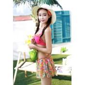 LLA5085-European Style Lady Two-Piece Swimsuit