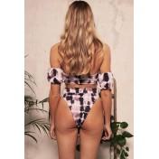 LLA5149-European Style Lady Bikini Set
