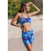 LLA5156-European Style Lady Two-Piece Swimsuit