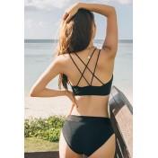 LSN7001 Korean Lady Two Piece Bikini