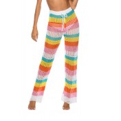 LTH4123-European Style Beach Casual Pants