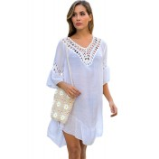 LTH4149-European Style Beach Casual Outer Dress