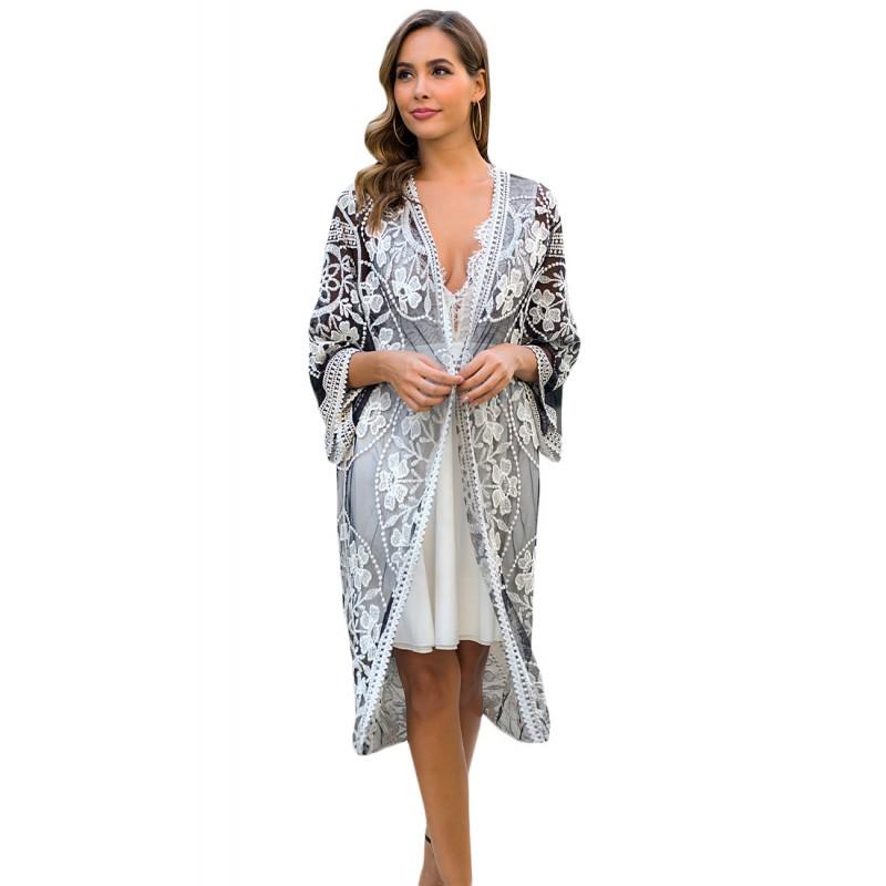 LTH4162-European Style Beach Robe