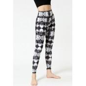 ZYG1301b-Lady Quick Drying Running Fitness Yoga Leggings