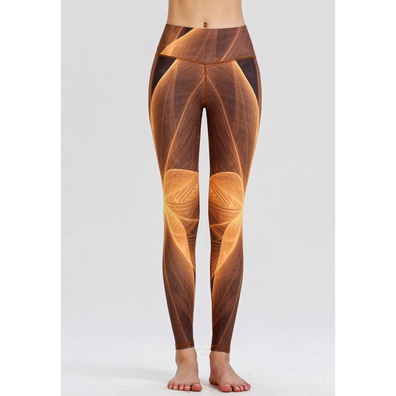 ZYG1302-Lady Quick Drying Running Fitness Yoga Leggings