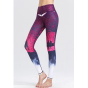 ZYG1303a-Lady Quick Drying Running Fitness Yoga Leggings