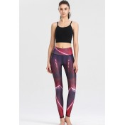 ZYG1305c-Lady Quick Drying Running Fitness Yoga Leggings