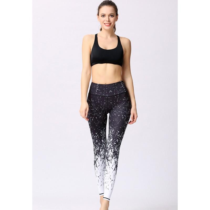 ZYG1306c-Lady Quick Drying Running Fitness Yoga Leggings