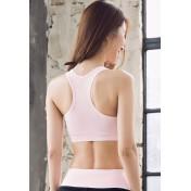 ZYG3010_Lady Quick Drying Running Fitness Yoga Sports Bra