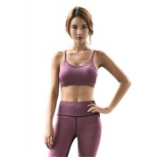 ZYG3011_Lady Quick Drying Running Fitness Yoga Sports Bra