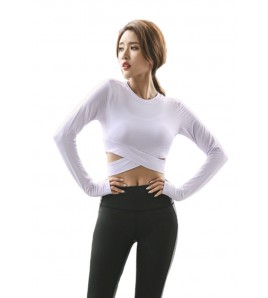 Yoga Sports Long Sleeve Top