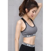 ZYG3014_Lady Quick Drying Running Fitness Yoga Sports Bra