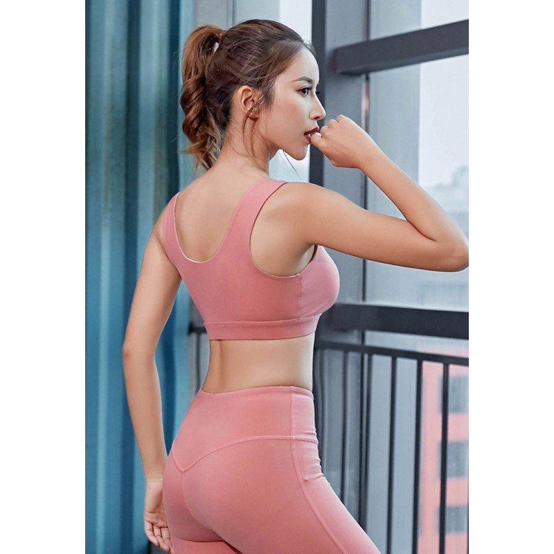 ZYG3033_Lady Quick Drying Running Fitness Yoga Sports Bra