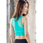 ZYG3051_Lady Quick Drying Running Fitness Yoga Sports Bra
