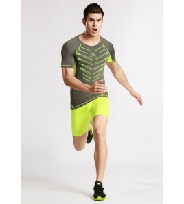 Men Yoga Top